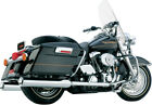 Cobra 4 Exhaust Mufflers For Harley Davidson FLT 95 16 6202
