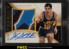 2013 Immaculate Collection Premium Gold John Stockton AUTO PATCH 10 #48 (PWCC)