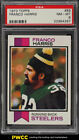 Franco Harris Cards, Rookie Card and Autographed Memorabilia Guide 9