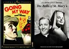 GOING MY WAY + THE BELLS OF ST MARYS New 2 DVD Bing Crosby