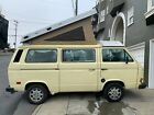 1984 Volkswagen Bus Vanagon 1984 Vanagon Westfalia  25 Subaru Engine  Ready to live in