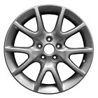 New 17 x 75 Silver Replacement Wheel Rim for 2013 2014 2015 2016 Dodge Dart