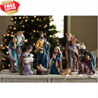 Nacimientos Navideos Nativity Set Baby Jesus Mary Christmas Ornament Indoor