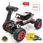 1:18 RC 4WD Off-Road RC Racing Truck Remote Control High Speed Climbing Car Toy
