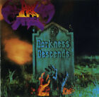 Dark Angel ‎– Darkness Descends - CD