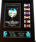 2015 The Man Who Fell To Earth Trading Cards - David Bowie Autographs 26