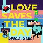 G.LOVE & SPECIAL SAUCE-LOVE SAVES THE DAY-JAPAN CD BONUS TRACK Ltd/Ed F30