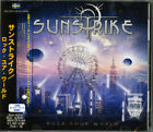 SUNSTRIKE-ROCK YOUR WORLD-JAPAN CD F25