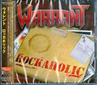 WARRANT-ROCKAHOLIC-JAPAN CD BONUS TRACK F75