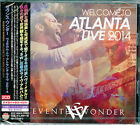 SEVENTH WONDER-WELCOME TO ATLANTA - LIVE 2014-JAPAN 2 CD Bonus Track H40