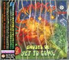 WAYWARD SONS-GHOSTS OF YET TO COME-JAPAN CD BONUS TRACK F83