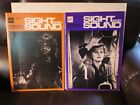 SIGHT AND SOUND 20 Issues Sam Fuller Lee Marvin Alain Resnais Werner Herzog