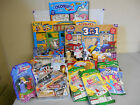 Mixed Variety Toy lot Game Craft Iron Man Wood Train Eric Carle Xmas Stocking