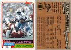 Earl Campbell Cards, Rookie Cards and Memorabilia Guide 4