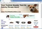 Online Pet Supply Website For Sale Free Domain Install Customization And More