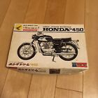 HONDA DREAM CB450 1/12 scale Model Kit NITTO / MASTER VINTAGE RARE Japan Used