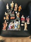 nativity scene Fine Pottery 18 Piece Set