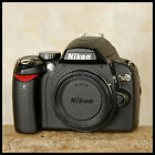 FREE UK POST Low Use Clean Nikon D60 Digital SLR Camera battery charger leads