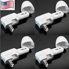 NEW White LG ENV2 Car Charger  Travel Charger USB Power Adapter US Shipping 1PC