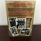 ANDREWS SISTERS Signed Memoir 1st Ed MAXENE Over Here Over There WWII USO FINE