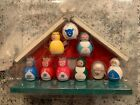 Wood Nativity Set NEW kids