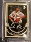 2018 Topps Museum Collection PEDRO MARTINEZ Framed Autograph 11 15!