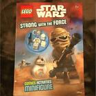 Limited LEGO Star Wars MiniFig Luke Skywalker + Bonus
