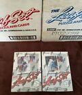 1990 Leaf Series 1&2 Boxes Unopened Factory Sealed Boxes fresh from Opened Cases