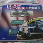 Tomix Model Train De10 Freight Set from japan very good conndition F S