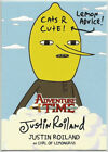 Mathematical! 2014 Cryptozoic Adventure Time Autographs Gallery, Guide 33