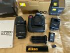 Nikon D7000 less than 4K clicks with Sigma 18 250 MBD11 Grip and Remote