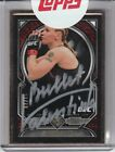 2017 Topps UFC Museum Collection MMA Cards 49