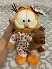 GOODNIGHT GARFIELD the CAT & POOKY -  TY Beanie Baby New w/ Mint Tags!