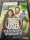 Biggest Loser Ultimate Workout Xbox 360 Game Kinect