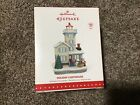 Hallmark 2015 - 4th in the Holiday Lighthouse Series ornament. Brand New!!