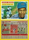 Ernie Banks Cards, Rookie Card and Autographed Memorabilia Guide 4