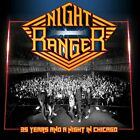 NIGHT RANGER-35 YEARS AND A NIGHT IN CHICAGO-JAPAN 2 CD BONUS TRACK