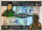2020 Topps Star Wars Masterwork Trading Cards - Pedro Pascal Autographs 36