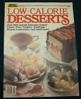 WEIGHT WATCHERS VINTAGE MAGAZINE 1985 LOW CALORIE DESSERTS OVER 200 RECIPES BOOK