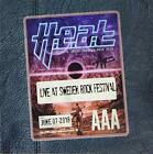 H.E.A.T LIVE AT SWEDEN ROCK FESTIVAL JAPAN CD + DVD TRACKABLE SHIPPING