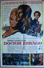 DOCTOR ZHIVAGO One sheet STYLE A US Movie Poster David Lean Film AA 27x41 1965