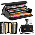 100 Color Set Marker Pen Alcohol Graphic Art Twin Tip Markers for Student Artist