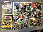 (24) MARCUS ALLEN Card Lot - ALL DIFFERENT 1983 1984 1985 1986 to 1990 - RAIDERS