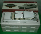 1 18 Scale 1959 Cadillac Superior Ambulance Diecast Car Greenlight PC18004 White
