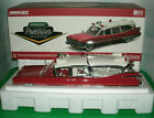 1 18 Scale 1959 Cadillac Superior Ambulance Diecast Model Greenlight PC18001 Red