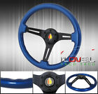 Drifting Racing Rune Drag Jdm Vip Style Steering Wheel Leaf Button Horn Badge
