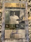 2002 SP Authentic Tiger Woods SOTT Auto Rare BGS 9.5 10 Gem Mint 2nd Year Auto