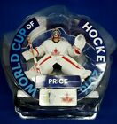 NHL 2016 WORLD CUP IMPORTS DRAGON FIGURES TEAM CANADA CAREY PRICE MINT