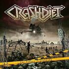 CRASHDIET The Savage Playground + 1 JAPAN CD Toxic Rose Sweden Glam-Sleaze HR