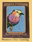 Hunting with 2012 Goodwin Champions Animal Kingdom Patch Cards 8